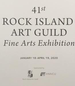 41st rock island art guild